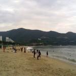 Пляж Xiaomeisha