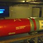 Среди экспонатов есть торпеда с подозрительным номером EST-5