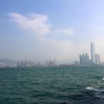 По дороге на остров Cheung Chau