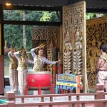 Индонезийское шоу