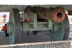 Форт Джайгарх занимался изготовкой пушек
