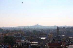 Город и дворец махараджи