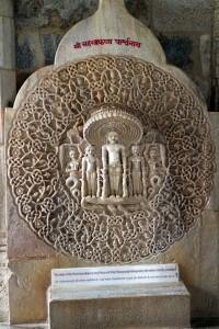 Некий Шри Паршванатхжи с козырьком из 108 змей