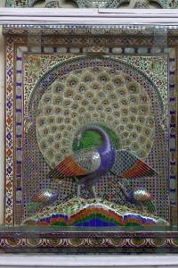 Павлин - символ Удайпура
